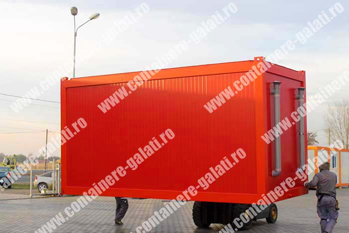 magazin container Mehedinti